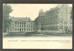 Lede - Lez - Alost  :  Château Et 1 Aile Du Pensionnat - Lede