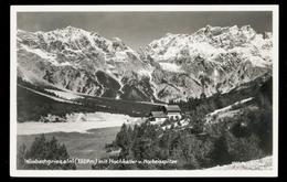 [032] Wimbachgriesalm, Ramsau Bei Berchtesgaden, Gel. 1935, Ohne Verlagsangabe - Deutschland