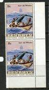Penrhyn Islands 1983 15c Save The Whales #224 Pair  MNH - Penrhyn