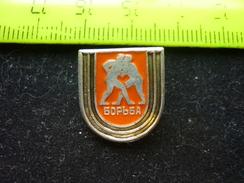 Soviet Wrestling - USSR Pin - Wrestling
