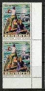 Penrhyn Islands 1983 35c Save The Whales #225 Pair  MNH - Penrhyn