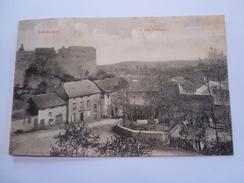 Rodemachern,Ort Mit Festung,éditeur:J.M Bellwald, Echternach, Carte Postale Ancienne Années 1900-1920.