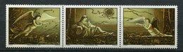 (CL 93 Bis) Saint Marin ** N°  1126 à 1128 Se Tenant - Noël. Croquis Du Peintre Autrichien A. Tuma - - Nuovi