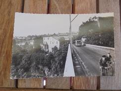 Francheville Le Bas Pont Et Ruines Du Vieux Chateau  Tramway  D - Frankreich