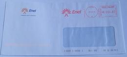 29 - ENEL - ROMA  3/02/11 - Marcophilie - EMA (Empreintes Machines)