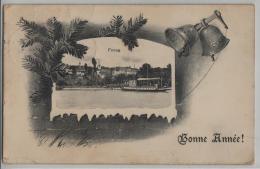 Faoug - Bonne Annee! - VD Vaud