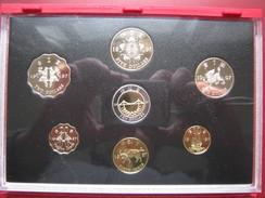 Hong Kong 1997 Proof 7 Coin Set 10 Cents - 10 Dollars Sealed Royal Mint Case Info Card - Hongkong