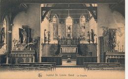 GENT = INSTITUT ST.LIEVIN = LA CHAPELLE - Gent