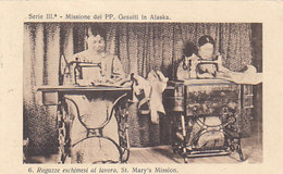Jesuiten-Mission In Alaska - St.Mary's Mission - 1921    (A35-151222) - Missionen