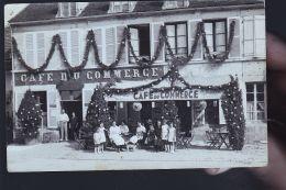 AVEYRON A SITUER CAFE DU COMMERCE CP PHOTO - Sin Clasificación