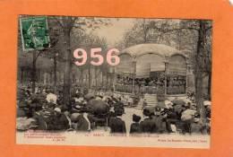 CPA * * NANCY * * La Pépinière , Kiosque De Musique - Nancy