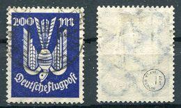Deutsches Reich Michel-Nr. 267 Gestempelt - Geprüft - Oblitérés