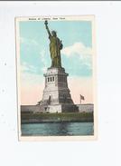 STATUE OF LIBERTY NEW YORK 2597 - Statue De La Liberté