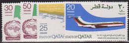 QATAR N° 260A/D** - Qatar