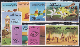 QATAR N° 261/68** OISEAUX - Qatar
