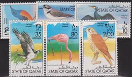 QATAR N° 341/46** OISEAUX - Qatar