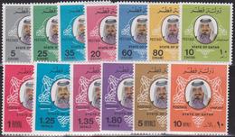 QATAR N° 389/401** - Qatar