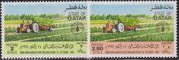 QATAR N° 454/55** - Qatar