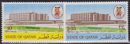QATAR N° 458/59** - Qatar