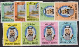 QATAR N° 498/506** - Qatar