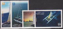 QATAR N° 897/900** BATEAUX - Qatar