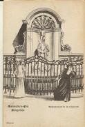 Bruxelles-manneken Pis-saisissement D'une Religieuse-cpa - Monuments, édifices