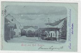 Gruss Aus Bad Radein - Mondscheinkarte - 1899      (A35-151228) - Slovenia