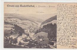 Gruss Aus Rudolfsthal I. Böhmen - 1902      (A35-151228) - Tschechische Republik