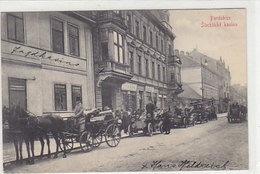 Pardubice Slechtické Kasino - Schöne Animation - 1912      (A35-151228) - Tschechische Republik