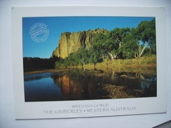 Australië Australia Western Australia The Kimberley Windjana Gorge - Australië