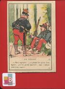 LILLE Chicorée Belle Jardinière Beriot Jolie Chromo Illustrateur Guillaume Militaire Éclopé Mal Aux Pieds - Chromos