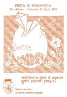 [MD0990] CPM - IN RILIEVO - COENZO DI SORBOLO (PARMA) - FESTA DI PRIMAVERA - XI° EDIZIONE - NV 1993 - Parma