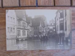 Wertheim  Hocbwasser  Janvier 1920  Carte Photo Ancienne  N°5   D - Wertheim
