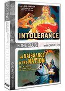 Intolérance + Naissance D'une Nation - Pack D.W. Griffith - History