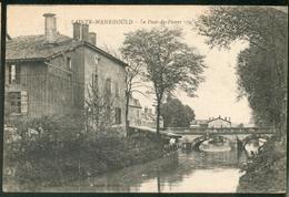 Le Pont De Pierre - Sainte-Menehould