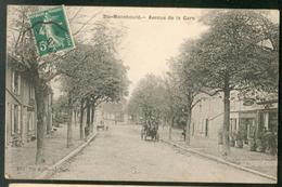 Avenue De La Gare - Sainte-Menehould