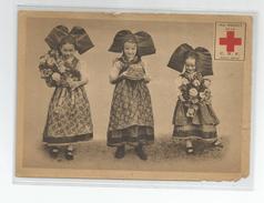 Au Profit De La Croix Rouge  Haut Rhin 68 Alsace - Cruz Roja