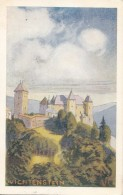 Autriche - Vichtenstein A. D. Donau - Schloss - Postmarked 1909 - Schärding