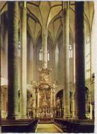 SALZBURG - Franziskanerkirche, Gotische Apsis M. Michael-Pacher-Altar - Salzburg Stadt