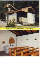SCHWARZACH - INGRÜNE, Blinden Andachtsstätte St. GEORG - Österreich