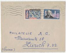TI246     Lettre De Vienne (Isère) à Zurich 1960 - 1921-1960: Modern Tijdperk