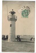 CPA -50 - CHERBOURG - Le Phare De La Jetée - - Cherbourg