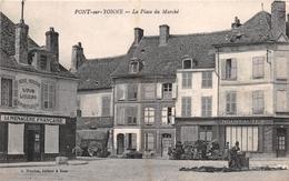 Pont Sur Yonne Place Du Marché - Pont Sur Yonne