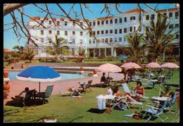 LOURENÇO MARQUES - HOTEIS E RESTAURANTES -  Hotel Polana. Carte Postale - Mozambique