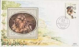 FRANCE 1995 FDC BENHAM - Eagles & Birds Of Prey