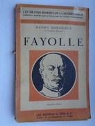 Réf: 69-16-456.             FAYOLLE - Livres