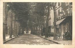 13 SALON DE PROVENCE  Le Cours Gimond  2 Scans - Salon De Provence