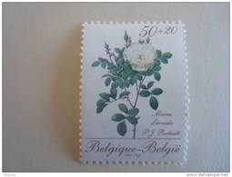 België Belgique 1990 Rozen Roses Redouté 2355 Yv 2356 MNH ** - Unused Stamps