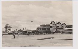 Vintage Pc KLM K.L.M Royal Dutch Airlines Lockheed Constellation L-749 @schiphol Airport - 1919-1938: Fra Le Due Guerre