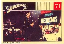 IMAGE SUPERMAN II - TM & C DC 1980 - NUMERO 71 - Altri